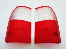 REAR TAIL LIGHT LENSES LH+RH FOR TOYOTA HILUX TIGER 1998-01 99 PICKUP MK4 TRUCK