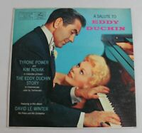 David Le Winter And His Orchestra – A Salute To Eddy Duchin, vinyl LP Mercury 