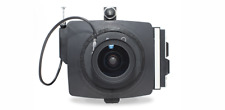 Large format camera body 4x5 Schneider Rodenstock Fujinon 90mm 100mm Fidelity