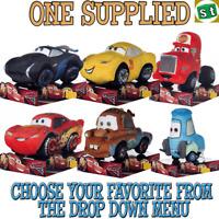 "Disney CARS 3 - 10"" plush ONE SUPPLIED you choose"