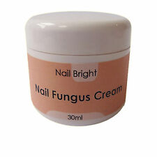 NAIL BRIGHT NAIL FUNGUS CREAM LOTION GROW LONG NAILS STRONG 100% NATURAL