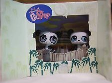 *Littlest Pet Shop* LPS 2008 Exclusive Beijing Olympic Panda Bear #90 #1084 NIB