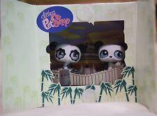 *Littlest Pet Shop* LPS 2008 Exclusive Beijing Olympic Panda Bear #90 #1084 NIB