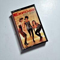 Expose Exposure Cassette Tape 1987 Arista Records