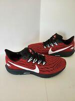 New Men's Nike Air Zoom Pegasus 36 Arkansas Razorbacks Men's Size 11 CI2077-600