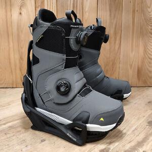 NEW 2021 Burton StepOn Bundle. Photon Boots + Step On Bindings