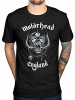 Official Motorhead Everything Louder England T-Shirt **Sale** All Sizes Lemmy