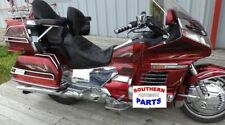 HONDA GL1500 GOLDWING CHROME SIDE COVER SET WITH NEW GROMMETS