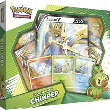 Pokemon Galar Kollektion Chimpep Pin Box Deutsch NEU / OVP
