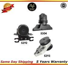 Engine Motor & Trans Mount Set 3PCS 5304 5292 5293 Mazda Tribute 2.0/3.0L 01-04*