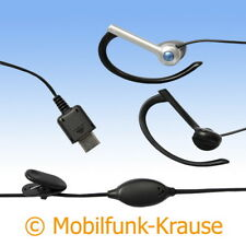 Headset Run Stereo in Ear Cuffie Per Samsung sgh-e250i