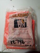 River City Classic 200 Series Protective Suit Orange Medium 3 Piece Set
