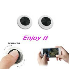 Untra-thin Mobile Joystick Games Stick Controller For Touch Screen Phone Tablet