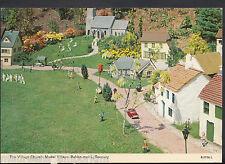 Devon Postcard - The Village Church, Model Village, Babbacombe, Torquay MB2203