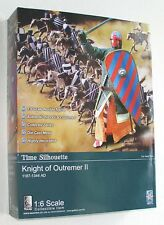 """12"""" 1/6 Ignite Time Silhouette Knight of Outremer II 1187-1344 AD action figure"""