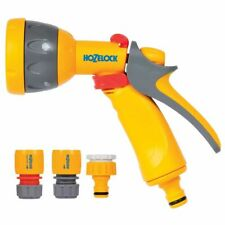 Hozelock Spray Gun Starter Set Multi Spray Lawn Sprinkler Water Hose 2347P0000