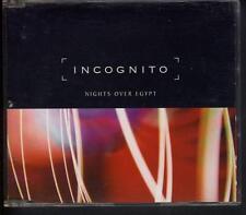 INCOGNITO Nights Over Egypt PROMO CD SINGLE
