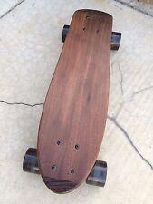 "Mini Cruiser Skateboard -  Woodlands ""Mini Croozer"" (Dark Woods)"