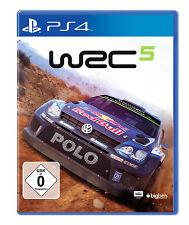 Ps4 WRC 5 NUOVO ps4-gioco
