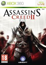 jeu ASSASSIN'S CREED II pour xbox 360 en francais game spiel juego NEUF / NEW