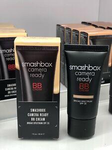 NWB Smashbox Camera Ready BB Cream SPF 35 ~ Pick Your Color~Full Size 1oz/30ml
