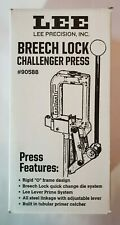 LEE 90588 Challenger Breech Lock Single Stage Press *FAST PRIORITY INSURED SHIP*