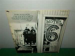 Spirit . The Family That Plays Together . Epic Record LP