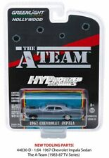 Greenlight 1:64 The A-Team 1967 Chevrolet Impala Sedan 44830-D