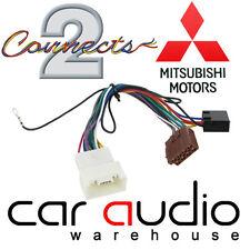 Connects2 CT20MT03 Mitsubishi Outlander 07> Car Stereo Radio ISO Harness Adaptor
