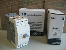 MANUAL MOTOR STARTER, LS INDUSTRIAL SYS.MMS-100S, MMS-100H, 17-100A
