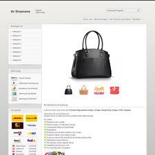 Elegant eBay Auktionsvorlage   Vorlage   Design Shop Vorlage   HTML Template