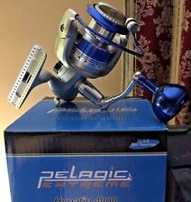 Pelagic Extreme Hypafin 4000 Spinning Fishing Reel, 10 BB's Great Reel at Price