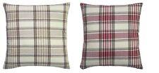 Tartan Modern Decorative Cushions