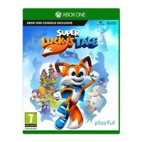Super Lucky's Tale Xbox One **FREE UK POSTAGE!!**