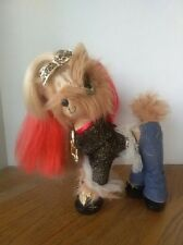 """(1091) SPIN MASTER TINI PUPPINI TOFFEE 10"""" DOG PUP (read Details)"""