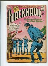 Blackhawk DC #196 A Firing Squad For Blackhawk Very Good or better CBX2C