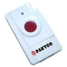 Wireless GSM Elderly Emergency Button With SMS Security Alarm System EM-100
