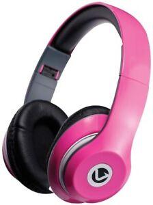 Volkano Falcon Series 3.5mm Headphones - Pink