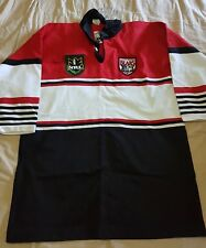 north sydney bears  rugby league jersey nrl arl nswrl