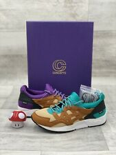 CONCEPTS x ASICS CORAL GEL-LYTE V size 8.5 F460615 Purple Brown Teal Blue White