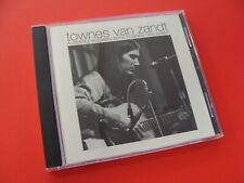A Gentle Evening With Townes Van Zandt CD Out Of Print