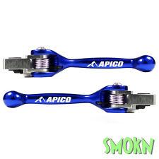 Apico Flexi Freno & Clutch Trials Palancas Beta Evo 250 290 300 Grimeca Ajp Azul