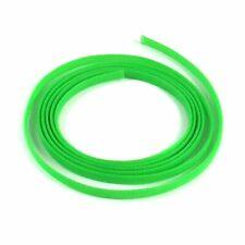 """1/8"""" Green Ultra Wrap Wire Loom - 10 Feet"""