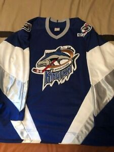 Baton Rouge Kingfish Jersey Size XX-Large ECHL New With Out Tags CCM