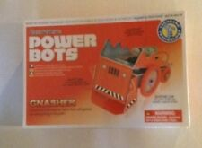 Gnasher Create Your Own Robot Kit Power Bots Fascinations Techard Technology New