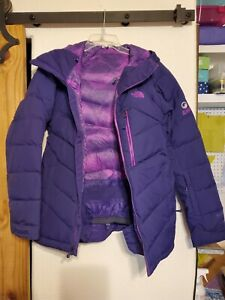 Purple North Face Steep Series 700 Pro womens size small