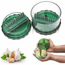 No-Touch Garlic Pro Peeler Dicer Slicer Easy Twist Stripper Chopper Kitchen Tool