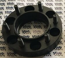 "Steel Wheel Spacer 1"" Inch Adapter  Ford Ranger T6 Wildtrak 2012 to 2017 Daytona"