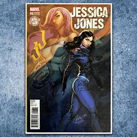 JESSICA JONES #6 J Scott Campbell Variant HTF La Mole DECOMIXADO SOLD-OUT !!!