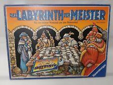 DAS  LABYRINTH DER MEISTER - ALTE AUSGABE - RAVENSBURGER - Max J. Kobbert  A4